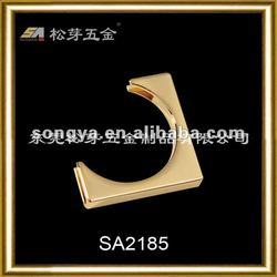 song a metal handbags metal parts,handle leather bag parts,leather bag parts and accessories
