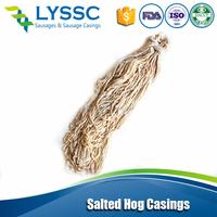 Best Intestine Manufacturer Produce Natural Sheep Casings Salted Hog Casing For Food Sausage