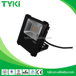 70w led flood light Meanwell driver and high lumen leds with DLC certificate