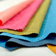 printed polyester peach skin fabric printed microfiber fabric peach skin fabric