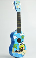 Children Cute Fashion 21'' Ukulele for sale