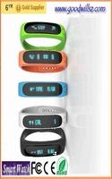 Smart bracelet watch; E02 bracelet smart watch, tracking device bracelet E02