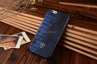 Shiny Finish Crocodile Skin print case, Leather PU, suitable for many models