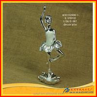 ballet little girl figurine,nice ballet little girl figurine,resin ballet little girl