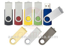 special promotional gifts swivel usb flash drive