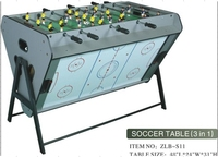 Multi-purpose game table,Pool table,Air hockey table and soccer table