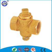 sanitary natural gas brass plug cock valve