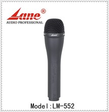 Lane professional dynamic Karaoke wired mic LM-552