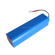 factory price 7.4V 10400mAh 18650 lithium ion battery pack for medical device, UPS