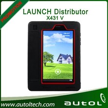 Tablet Full System Diagnostic Tool Launch X431 V Wifi/Bluetooth Android System supportcar model from USA, European and Asian