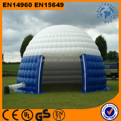 Best Quality Outdoor Event Clear Inflatable Lawn Tent For Sale