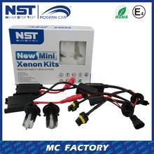 Super hot 35W 55W 75W mini single beam H4L Low beam hid kits xenon gt hid