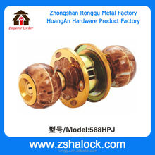 588HPJET Fancy Round Door Lock ECURITY LOCK