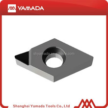 PCD Diamond cutting tools/PCD insert / CNC turning PCD cutting tool