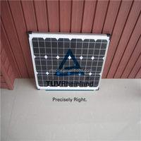 CE,TUV,UL,VDE certified 50W mono solar panel