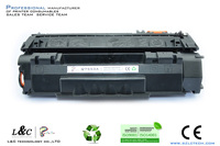 Alibaba Supplier 7553A Toner Cartridge Spare Parts for Used for HP Laser Jet 2015 Printers