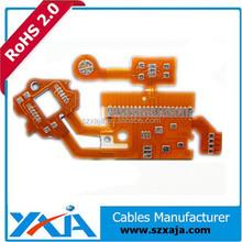 rigid flexible pcb lcd display fpc