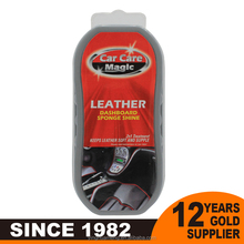 easy to use leather care dashboard cleaning sponge shine for car care