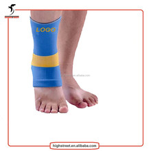Good quality knitting elastic bamboo ankle supports