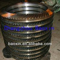 forging spiral bevel gears