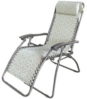 sling folding relining leisure lafuma chair with adjustable position