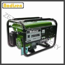 price of ELEMAX gasoline generator 2kw 48v dc generator