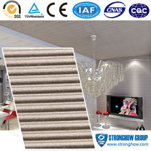 Fake stainless steel 3d wall decorative plastic brick panels for walls