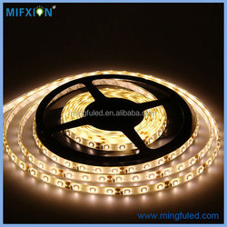 10mm single color White/Warm White/Red/Green/Blue IP65 SMD 3528 120 chips flexible led strip with CE ROHS