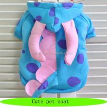 Adorable pato donald del traje de productos para mascotas