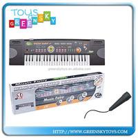 Children learning music toy electronic piano keyboard 37keys usb