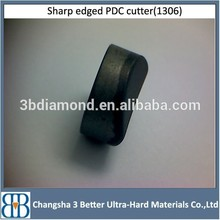 High quality and Long service life PCD / PCBN inserts for turning tools