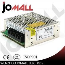25W single output power supply 25w 48v led driver