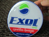 high quality epoxy resin dome sticker (M-EP263)