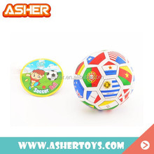 Colorful Fashion Wholesale Cheap Football Bubble Soccer Ball
