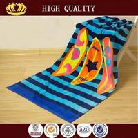 2015 new design Elegant style surf brand beach towels wholesale