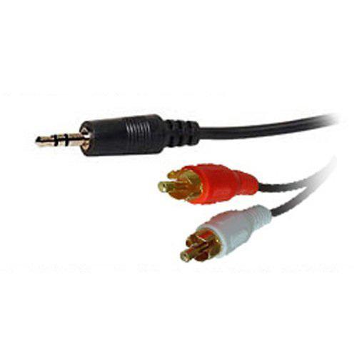 Кабель для MP3 / MP4-плеера IMC 3.5 2 x RCA Phono 1 SZGH-CNIM-I000340-10