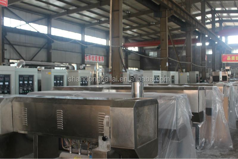 CE China manufactory dog food making machine /fish food process line/pet food machine plant