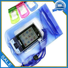 Waterproof Pounch Bag Underwater Skin Case Cover Universal For Most Phone