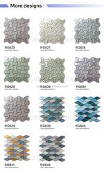 Mytest Mosaic Aluminum series 298x298x8mm