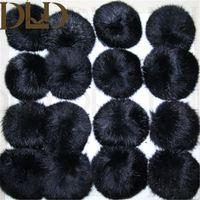 rabbit fur accessories fur hat pom poms for Bag Charm,Women's Hats and Keyring