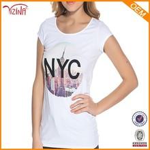 Ladies Korean fashion wholesale T-shirt