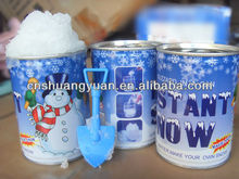 2014 Artificial Instant Snow for Party Decoration