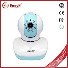 Megapixels 720P pan tilt wifi H.264 ip camera support 32GB micro sd card ipad/iphone viewing
