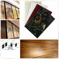 uv coated calcium silicate wall board
