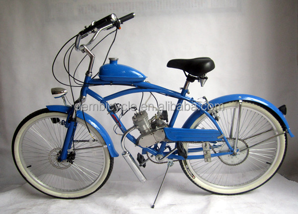 Wholesale 26 Inch 50cc Beach Style Gas Engine Motor Cycles