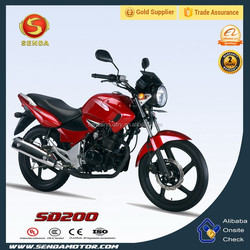 2015 New Style Street Motorcycles 200cc SD200