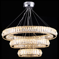 Hot sell luxury chandelier light,good price modern clear long crystal chandelier 2015 new design