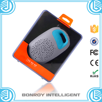 Original design waterproof low price wireless Bluetooth mini speaker with built-in mic
