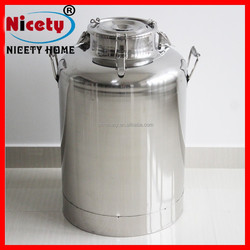 High Quality 6L 201 Stainless Steel empty wine barrel
