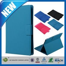C&T Blank sublimation wallet pu leather phone case for ipad mini